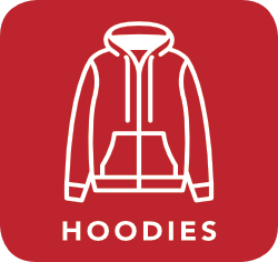 icon of hoodie which is acceptable for recycling