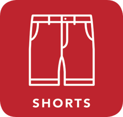 icon of shorts which are acceptable for recycling